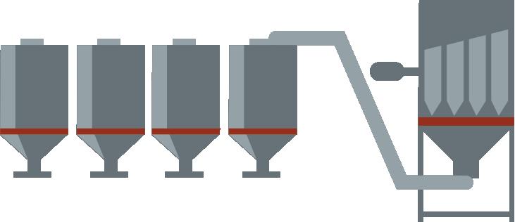 9. Almacenamiento del cemento